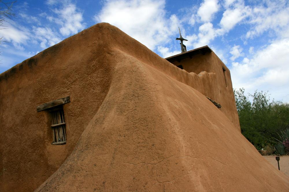 photoblog image Mission in the Sun ~ Tucson, AZ